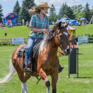 Amber Marshall Ottawa Equestrian Tournaments