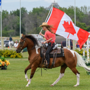 Amber Marshall Ottawa Equestrian Tournaments
