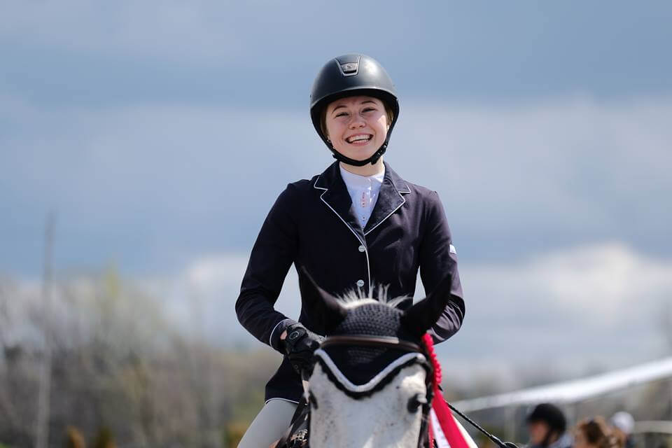 Silver Equestrian Competition Ottawa Wesley Clover Parks