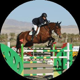 Ashton Belcher WCP Equestrian Instructor Wesley Clover Parks
