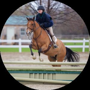 Arwen WCP Equestrian Student