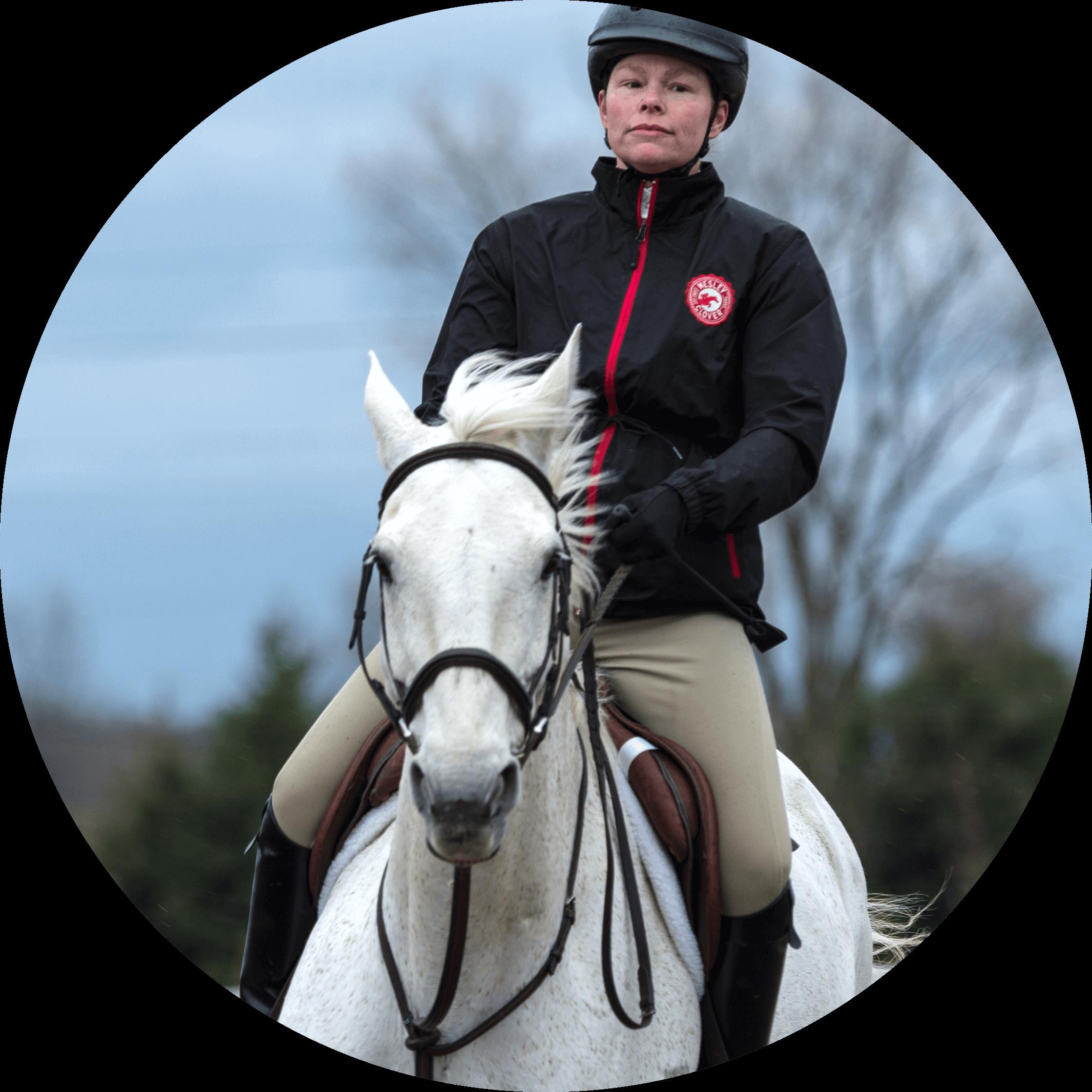 Jennifer WCP Equestrian Student