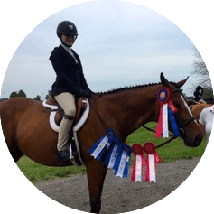 Mikayla WCP Equestrian Student