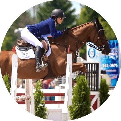 Rayne WCP Equestrian Current Student