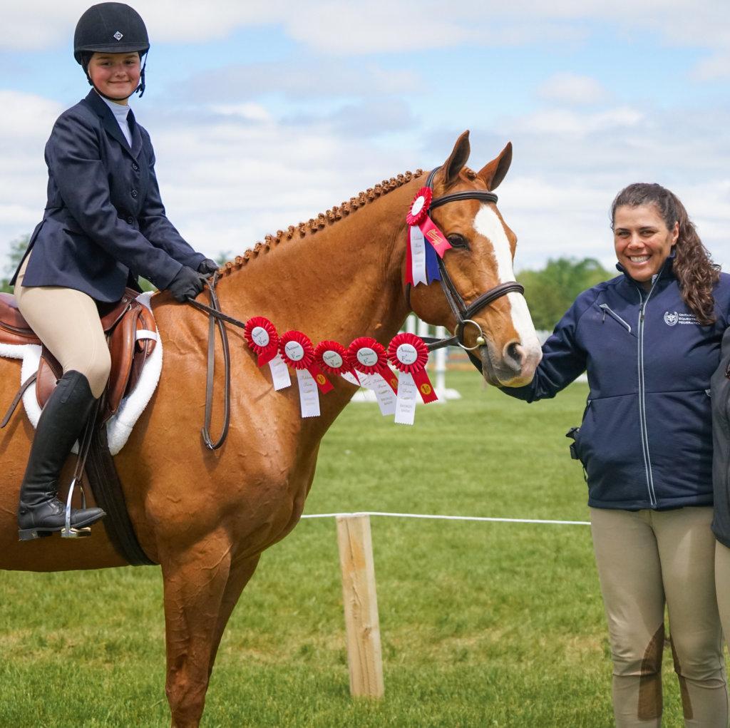 WCP Equestrian Pascale Laroche